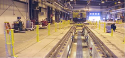 GE Transportation Systems Locomotive Maintenance Facility